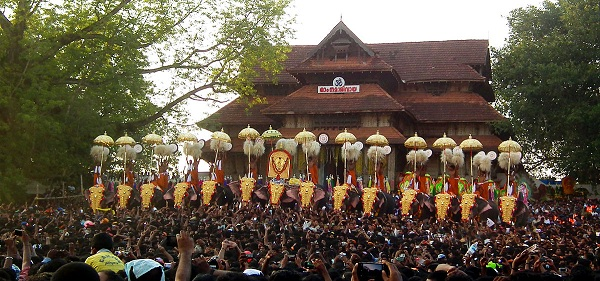Important Tourist Places in Thrissur